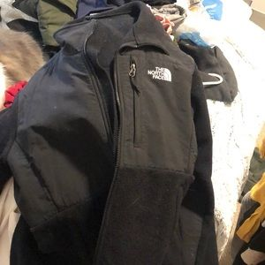North Face jacket size L